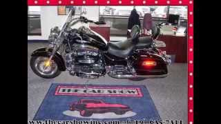 (15025) 2013 Triumph Rocket III Touring For Sale!!