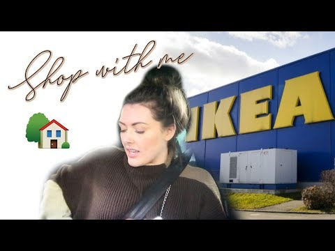 COME SHOPPING WITH ME | IKEA HOMEWARE VLOG