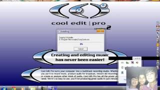 Como Descargar E Intalar El Cool Edit Pro 2.0