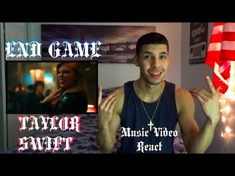 TAYLOR SWIFT (END GAME) | MUSIC VIDEO REACTION!