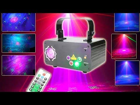 Лазерный и Светодиодный RGB-проектор ESHINY / ESHINY RGB Laser and LED Projector