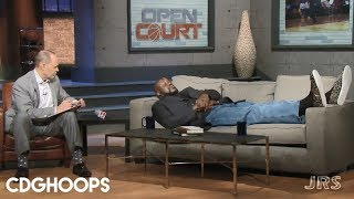 Shaq mad about Nash getting 2 MVPs over him - Decades top 5 - Open Court