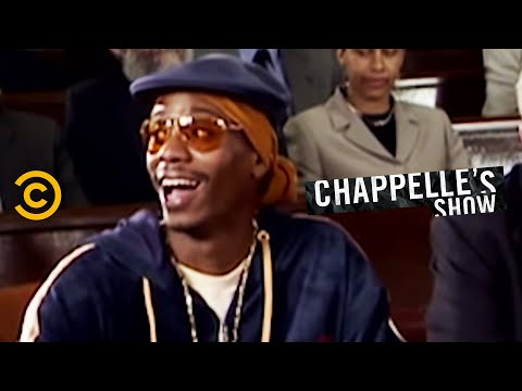 "Chappelle's Show – Tron Carter's ""Law & Order"" – Uncensored"