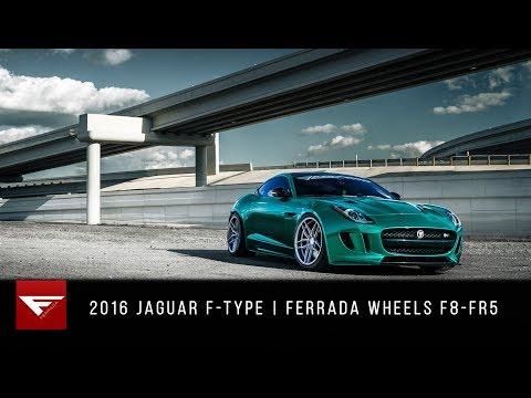 Jaguar F-Type | Forge-8 FR5 | Ferrada Wheels