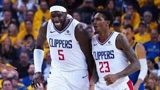 Clippers Win Game 5 Despite Durant