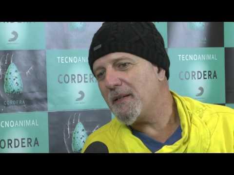 Gustavo Cordera video TecnoAnimal - Entrevista CM 2016