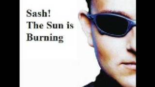 Sash! - The Sun Is Burning