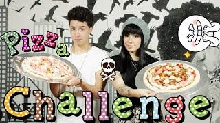 ➪ Pizza Challenge con @mariobautista_ 🍕 - Miranda Ibañez