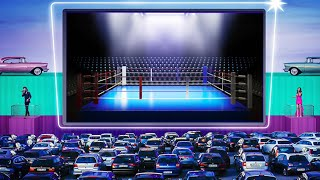 DRIVE-IN BOXING?! How promoter Dennis Hobson is BEATING THE PANDEMIC