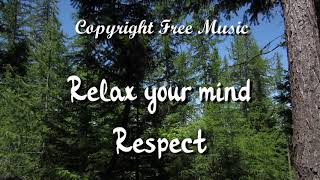 Copyright Free Relax Music - Relax your mind - Respect (Royalty Free)