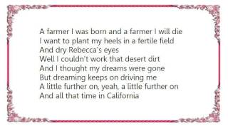 Chris Knight - Bring the Harvest Home Lyrics