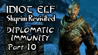 Skyrim Revisited - 157 - Diplomatic Immunity - Part 10