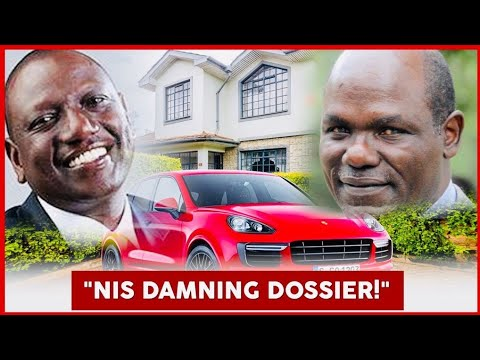 """THE 5TH ESTATE: BOMBSHELL! """"RUTO & CHEBUKATI cashed in 2017 ELECTION?"""""""