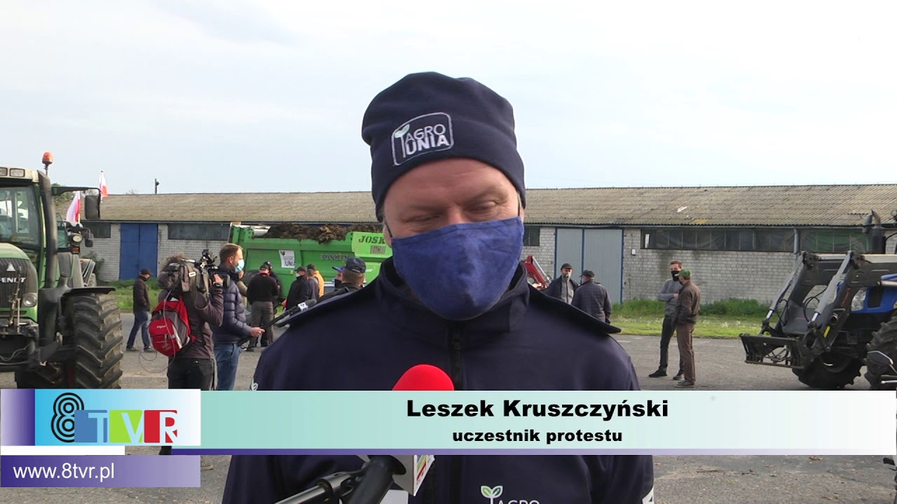 Kolejny ogólnopolski strajk rolników