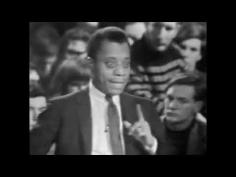 James Baldwin (1965) on the hardship of black people