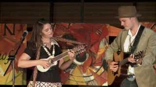 The South American -- Charango: The Hathaways at TEDxAmericasFinestCity