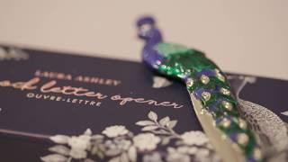Laura Ashley Midnight Blue Autumn Winter 2018 Collection