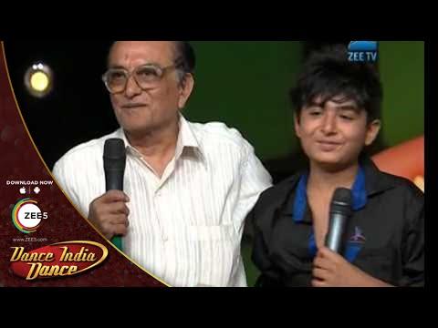 DID L'il Masters Season 3 - Mumbai Auditions - Performance by Fenil Chanda Rana