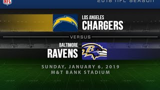 Los Angeles Chargers Vs. Baltimore Ravens LIVE Stream Reaction