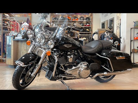 Road King Harley-Davidson 2020