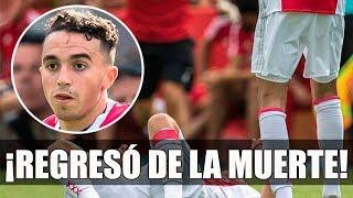 Después De Más De Un Año Abdelhak Nouri Despertó Del Coma