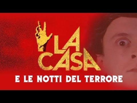 La casa e le notti del terrore - Trailer Mash Trash