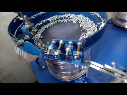 Screw Counting And Packing Machine