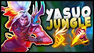 Yasuo Jungle SHOULD NOT Be This Good! HOW DOES HE DO THIS?!