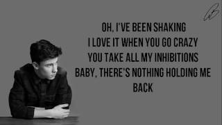 There´s nothing holding me back - Shaw Mendes (LYRICS)