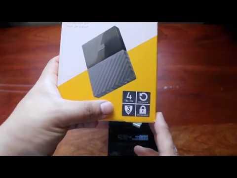 WD 4TB Black Portable External Hard Drive (Review)