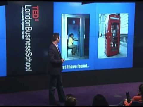 TEDxLondonBusinessSchool - Brian Forde- Rethinking Social Enterprise