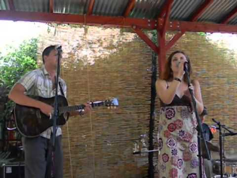 Little Broken Wing at the Tucson Folk Festival