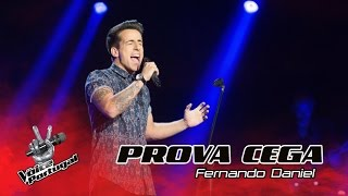 Fernando Daniel - 'When We Were Young' | Provas Cegas | The Voice Portugal