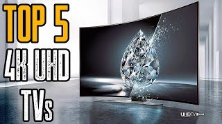 Best 4K UHD TV 2019 | Top 5 4K Ultra HD TVs 2019