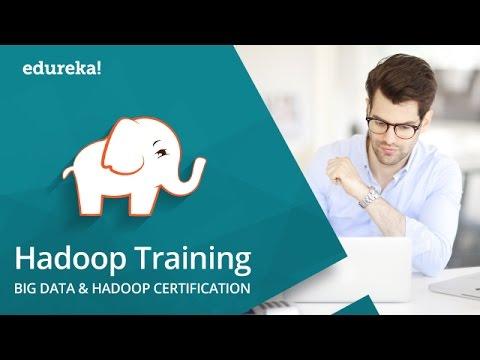 Hadoop Training For Beginners | Hadoop Training Video | Hadoop ...