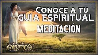 """Contacta con tu """"Guía Espiritual"""" Meditación."""