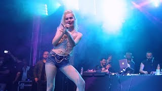 Aleyna Tilki - Sen Olsan Bari Oberhausen Konseri 04.05.2018 Galatasaray Gomis
