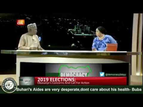 Real Reason why Buhari's men are desperate to win 2019 Election