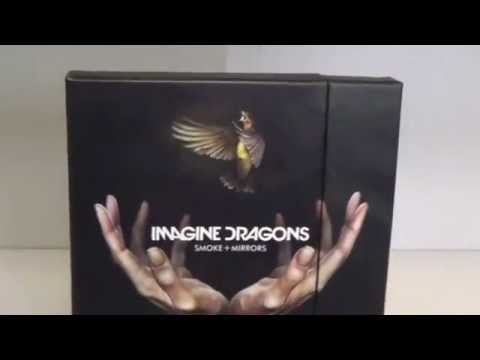 Imagine Dragons - Smoke + Mirrors Limited Edition Box Review - CurrentStatus