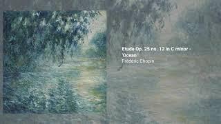 Chopin Etudes, Op  25 - Download free sheet music