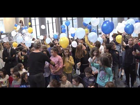 VIDEO. Université de Corte : les scientifiques en herbe fêtent les 80 ans du CNRS