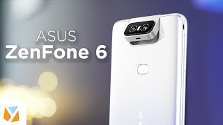 Asus Zenfone 6 ZS630KL Hands-On - Computex 2019