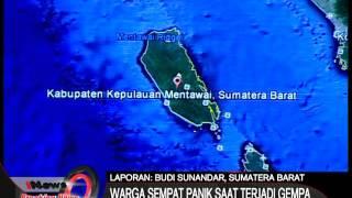 BREAKING NEWS  Gempa 78 SR Mentawai  Serine Tsunami Sempat Berbunyi