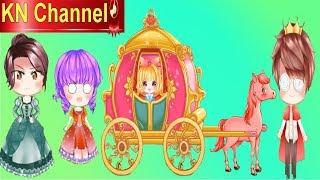 CÔ BÉ LỌ LEM   TRUYỆN CỔ TÍCH THIẾU NHI   Trò chơi KN Channel   STORY FOR KIDS   GAME VIDEO