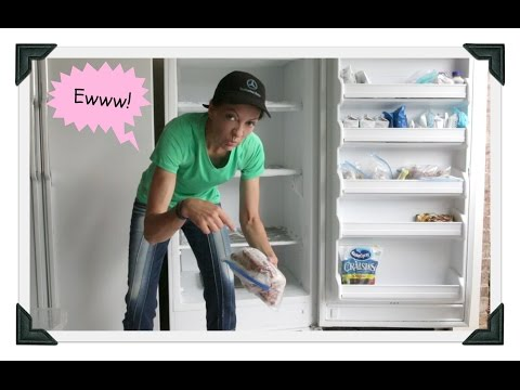 How to Defrost Your Freezer - It's a Good Idea