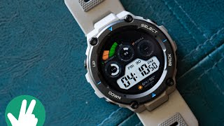Amazfit T-Rex Pro: What worked and what didn't