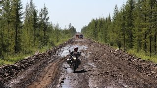 В Магадан на мотоцикле / Ride to Magadan