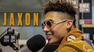 Jaxon Speaks About his Recording Style, Artistry + Fashion