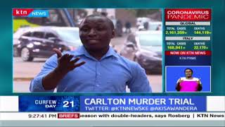 Police officer stationed at KNH to be charged for the murder of engineering student, Carlton Maina