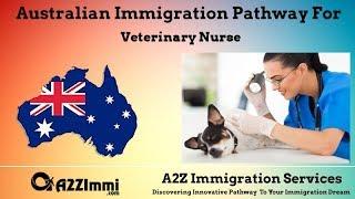 Veterinary Nurse   2020   PR / Immigration requirements for Australia